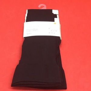 A New Day Ladies Sheer Trouser Sock - 3 Pairs